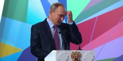 Путин поручил разработать средства для контроля информационных угроз в Интернете