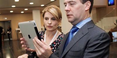 Медведев смог обойти блокировку RuTracker