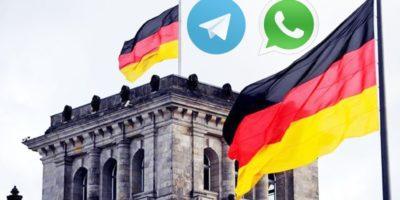 Немецкая разведка выделила 150 миллионов евро на взлом WhatsApp и Telegram