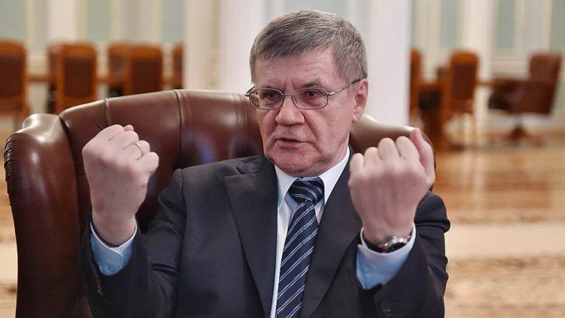 Генпрокурор РФ потребовал больше полномочий для блокировки сайтов без суда