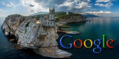 Google заставят отменить санкции, действующие в Крыму
