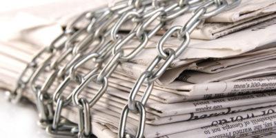 Цензура в России получит возможность закрывать иностранные СМИ