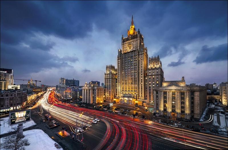 Российский МИД заявил о мировом сговоре против РФ в преддверии Олимпиады